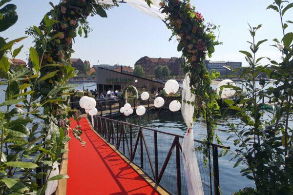 Bryllupindgang
